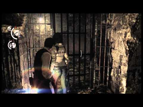 Let's Play The Evil Within - S9 P2 - Pee covered T Shirts