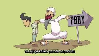 [Kartun Islami] Pelajaran Dari Kisah Imam Abu Hanifah