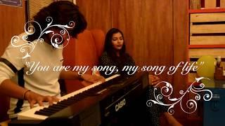 Angel's Music Academy| Ft- Dheeraj Soni| Kritika Soni| Tum HO| Cover