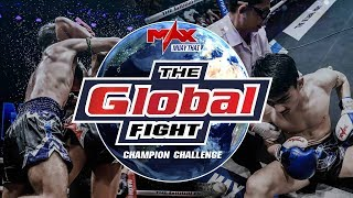 The Global Fight Champion Challenge October 10th, 2018