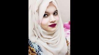 Everyday (2)hijab styles PART 2|| Farzana Alin ||
