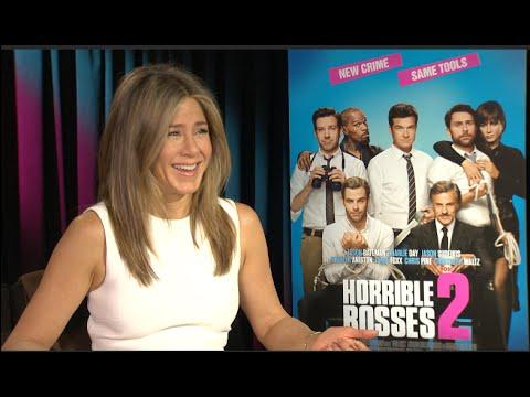 Jennifer Aniston interview Horrible Bosses 2 Cake Friends