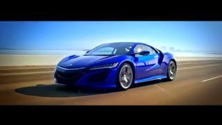 2017 Acura NSX - Made in USA