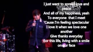Harris j - assalamuAlaikum (Lyrics)