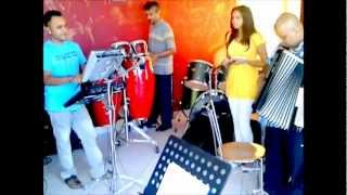 Jamming in Surinam- Aaja re pardesi