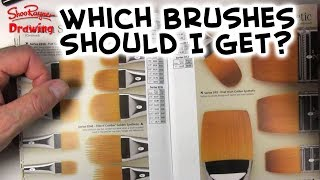 Which Brush should I get? Opening my Rosemary & Co Brushes Catalogue - ooooh!