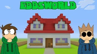 Minecraft Tutorial: How To Make Edds House