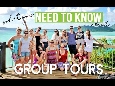 GROUP TOURS what you NEED TO KNOW