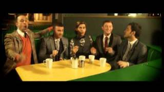 Ceelo - F**K You Acapella cover by The Overtones
