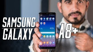 Samsung Galaxy A8+ Hindi Review: Should you buy it in India?[Hindi-हिन्दी]
