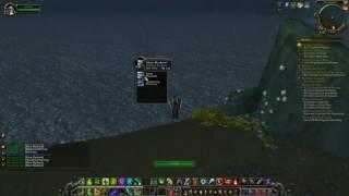 World of Warcraft Catching the Thundering Stormray Legion Fishing Guide