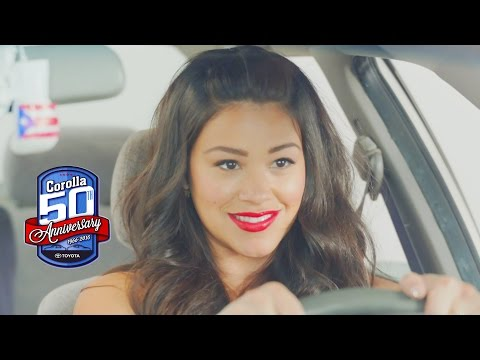 Xxx Mp4 How To Make It In Your Car With Gina Rodriguez Presented By BuzzFeed Toyota Corolla 3gp Sex