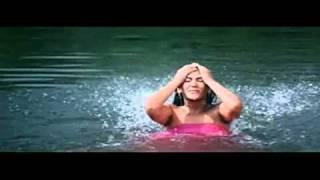 Baanu hot boob show