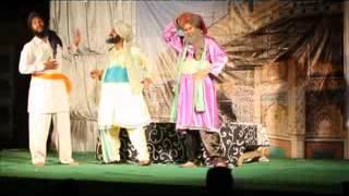 Full Punjabi Stage Play (darama) Chandni Chowk Ton Sirhind Tak (chandni chowk to sirhind)