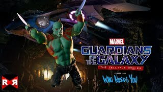 Guardians of the Galaxy TTG Episode 4: Who Needs You - iOS / Android Full Gameplay
