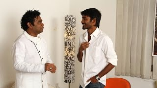 AR. Rahman once again joins with Dhanush   Yennai Nokki Paayum Thotta   Gautham Menon