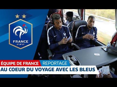 Xxx Mp4 Les Bleus à Enghien Les Bains Avant France Allemagne Equipe De France I FFF 2018 3gp Sex