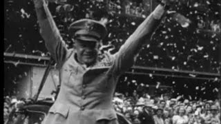 """1952 Eisenhower Campaign Film - """"Mister American"""" - Preview"""