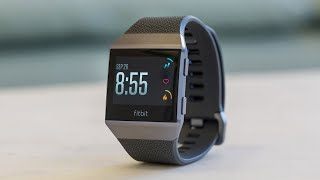 Fitbit Ionic smartwatch review