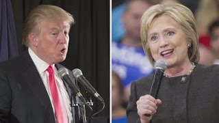Clinton, Trump Respond to NY, NJ Bombings