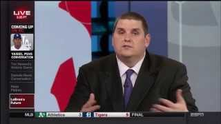 July 02, 2014 - ESPN - What is LeBron James's Future in 2014 Free Agency (Brian Windhorst)