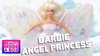 Barbie Angel Princess (1996) - Vintage Doll Review - Beauty Inside A Box