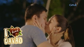 I Heart Davao: Kissing by the river