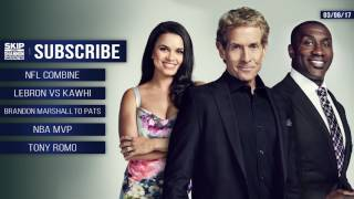 UNDISPUTED Audio Podcast (3.6.17) with Skip Bayless, Shannon Sharpe, Joy Taylor | UNDISPUTED