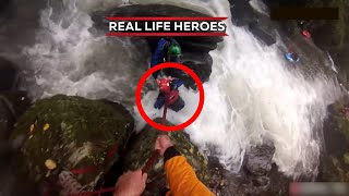 REAL LIFE HEROES - Part 39 Faith in Humanity Restored | REAL LIFE HEROES