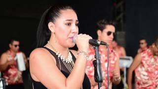 Amor prohibido - La Fórmula Original (CANTA KAROLD ABAD) video en vivo 2016
