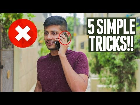 Xxx Mp4 5 Tricks That Every Mobile Phone User Should Know 3gp Sex