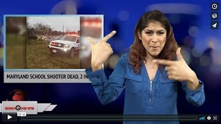 Sign1News 3.20.18 - News for the deaf community powered by CNN in American Sign Language (ASL).