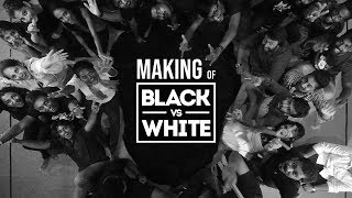 MAKING OF OUR NEXT VIDEO - BLACK vs WHITE | FULLY