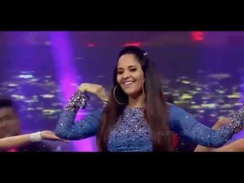 ANUSUYA BHARADWAJ HOT DANCE PERFORMANCE || GOLDEN AWARDS
