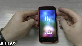 Разблокировка FRP Google Fly FS456