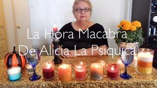 La Hora Macabra De Alicia La Psiquica