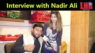 Nadir Ali making fun on Girl