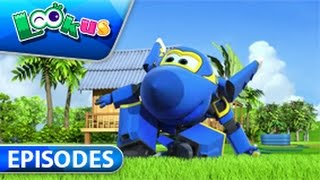 【Official】Super Wings - Episode 25