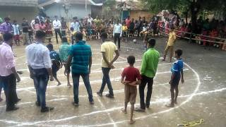 Eid Game 2017 Akarshan Club Nowpar   Morog Lorai2