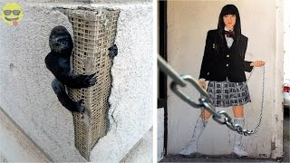 100 Most Creative Street Art Episode 2