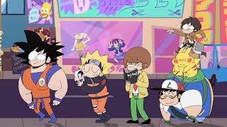 Los Súper Amigos Kawaii - Piloto