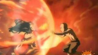 *Good Quality Clip* The Final Battle- Avatar Vs Fire Lord Ozai