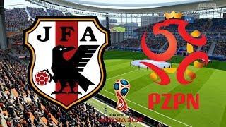 World Cup 2018 - Japan Vs Poland - 28/06/18 - FIFA 18