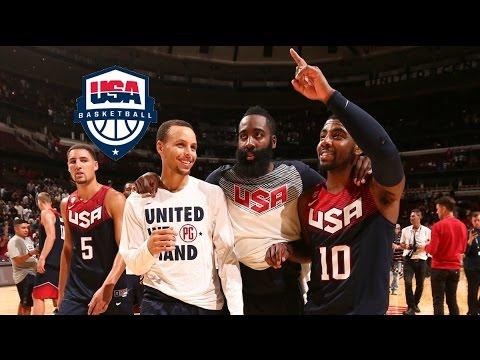 watch Team USA Full Highlights vs Puerto Rico 2014.8.22 - EVERY PLAY!