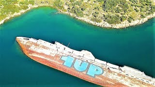 10 ABANDONED Ships and Planes Across Europe