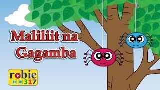 Maliliit na Gagamba Animated 2018 (Awiting Pambata) | Tagalog Nursery Rhymes