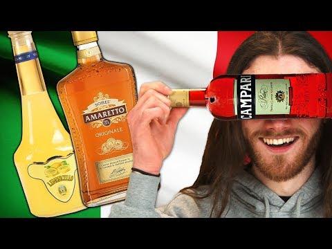 Xxx Mp4 Irish People Try Italian Alcohol 3gp Sex
