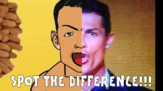 💪🏼RONALDO BECOMES ARRAGANTALDO💪🏼 (Cristian Ronaldo 2014 Ballon d'Or winner) by 442oons