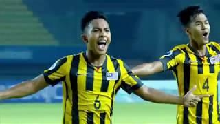 Malaysia 2-2 Tajikistan (AFC U19 Indonesia 2018 : Group Stage)