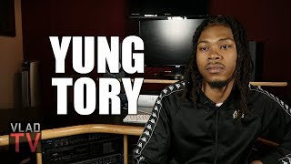 Yung Tory on Being a Rasta in Hip-Hop: I'm Not Supposed to Be Doing This (Part 1)